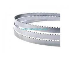 Bandsaw Cutting Blades - Manufacturers & Suppliers