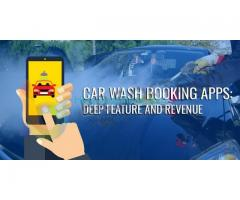 On-Demand Car Wash Apps: Mobile Car Wash and Detailing Application Solution